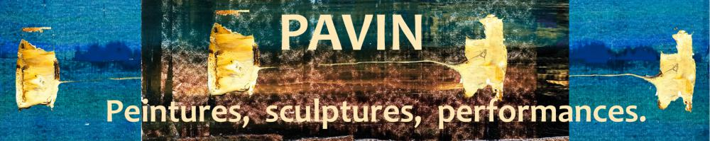 site de Pavi peintures, sculptures, performances